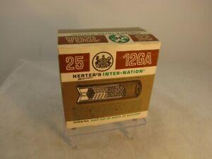 HERTER'S INTER-NATION EXTRA LONG RANGE 12GA SHOTSHELL BOX DUCK CALL