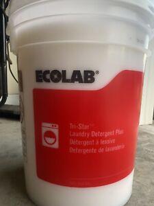 ECOLAB 6101849 Tristar Liquid Detergent Plus - 5 Gallon Fast Free Shipping
