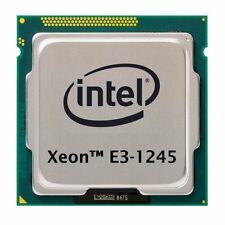 Intel Xeon E3-1245 (4x 3.30GHz) SR00L CPU Sockel 1155   #32706