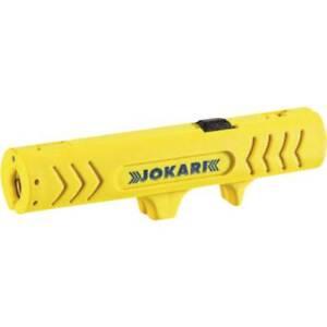 Jokari 30120 No. 12 Kabelentmanteler Geeignet für Rundkabel 8 bis 13 mm