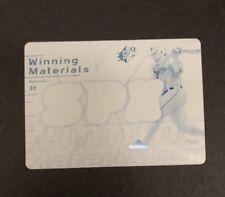 2007 SPx Winning Materials Printing Plate #WM-RZ Ryan Zimmerman 1/1