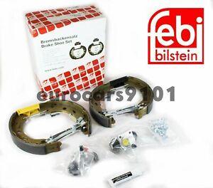 New! Smart Fortwo Febi Bilstein Rear Drum Brake Shoe Kit 38619 38619