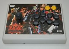 Microsoft Xbox 360 Hori Tekken 6 Wireless Arcade Fighting Fight Pad Stick