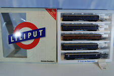 Liliput 844 Set F-Zug ,unbespielt,Top,neuw., OVP ( M7393)