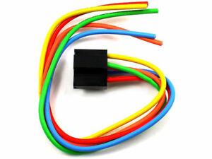 For 1987-1988 GMC R1500 Suburban Fog Light Relay Connector SMP 63354VK