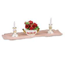Reutter Porzellan Tischdekoration Centerpiece Table Decoration Puppenstube 1:12