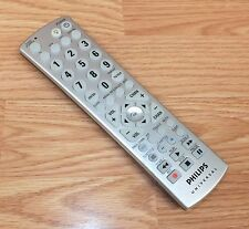 Genuine Philips (CL035) TV / VCR / DVD / SAT/CBL Universal Remote Control