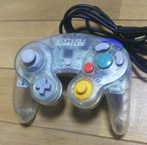 Nintendo Official GameCube controller Various colors Used JAPAN