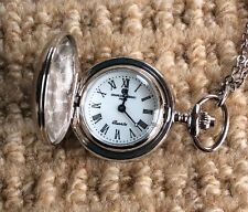 Charles Hubert Pocket Watch Necklace