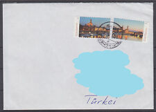 Germany to Turkey Philatelic Cover ( 420 )