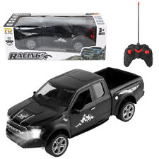 1/12 Scale Electric RC Car Remote Control Pickup Truck Open Doors Light Kids Toy