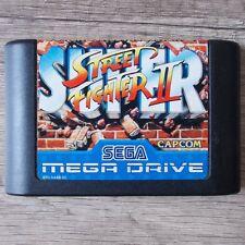 Sega Mega Drive ► Super Street Fighter II ◄ módulo | Top