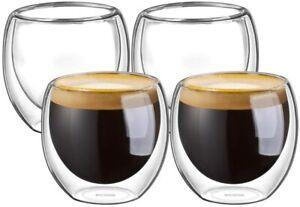 Ecooe Espressotassen 4-teilig