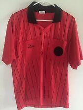Soccer Referee Shirt - Red/Black - Men's Large - Score