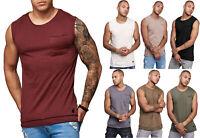 Herren T-Shirt Tanktop Poloshirt Shirt Printshirt Polo Kurzarm 17065 John Kayna