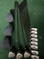 Pro Kennex SD 2000 Golf Set Irons 3-9 Pw Woods 1 3 5 Right Hand