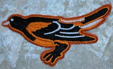 """Baltimore Orioles 3"""" Bird Iron /Sew On Embroidered Patch~FREE SHIP!~"""