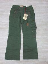 NEW Da-Nang Women's Pants Pockets SWAMP TWW505 Size: LARGE