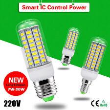 LED Light Bulb Corn - E27 E14 AC 220V SMART IC - LONG LIFE
