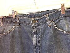 Vintage 70's USA Made Flare Levi's Orange Tab Men's 36 X 30 (like 36 X 28)