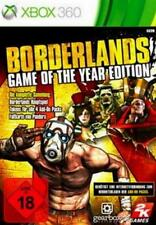 Xbox 360 Borderlands Game of the Year Edition Sehr guter Zustand