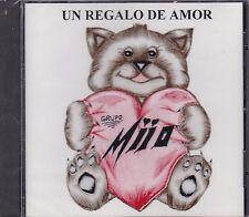 Grupo Mio Un Regalo de amor CD New Nuevo Sealed