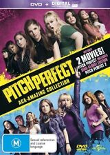 Pitch Perfect / Pitch Perfect 2 (DVD, 2015, 2-Disc Set)