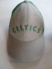 NIKE Embroidered BOSTON CELTICS Baseball Cap Size Med 6 7/8-7 1/8 NBA Basketball