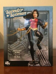 DC Direct Wonder Woman #600 Statue 1/6 Scale Limited Edition #1283/7000