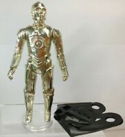 Vintage Star Wars C3PO Removable Limbs Original 1982 with Net