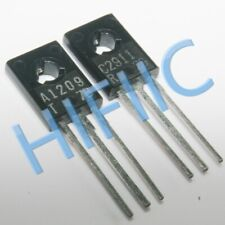 2Pairs 2SA1209 2SC2911 (A1209 C2911) Power Transistors TO126