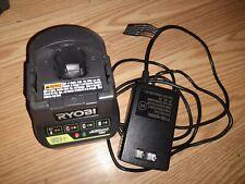 Ryobi P118B One+ 18V Li-Ion Dual Chemistry Battery Charger.