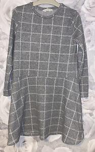 Girls Age 9-10 Years - Mango Long Sleeved Dress