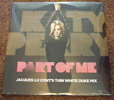 KATY PERRY part of Thin White Duke REMIX 3000MADE 12 INCH VINYL Record Store day