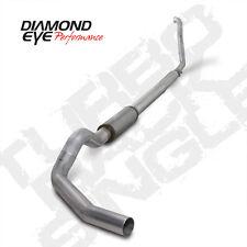 "94-97 Diamond Eye Ford Powerstroke 5"" Turbo Back Off Road 3""Down Pipe Exhaust AL"