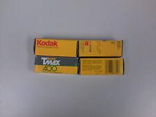 Lot of 4 - KODAK 4x- TMAX 400 Black-and-White Negative Film- TMY 120