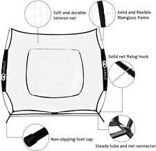 Training Power Net Baseball Softball 7x7 Practice Storage Carry Bag Setup Fast