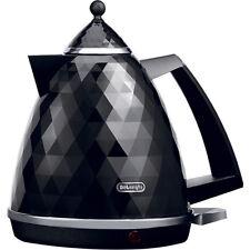 De'Longhi KBJ3001.BK Brilliante Kettle Limescale Filter 3000 Watt Black New