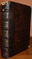 DE THEVENOT: Relation d'un voyage fait au Levant / 1665