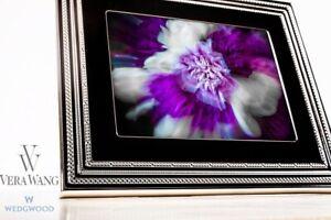 Vera Wang Wedgwood Love Noir 8-Inch LCD Digital Photo Picture Frame