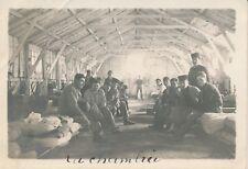 MAROC 1923 - 2 Photos Militaires Chambrée  Camp Militaire Casablanca  - PP 189