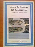 Luciano De Crescenzo Zio Cardellino - Daniela Ciocca e Tina Ferri  - Scuola