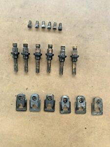 1987-1993 MERCEDES 190E 300E 300TE  2.3L 2.6L 3.0L Fuel Injector 0437502047 OEM