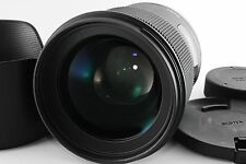 [Excellent-] Sigma Art 50mm f/1.4 HSM DG Lens for Nikon from Japan (A390)