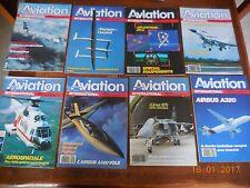 LOT AVIATION MAGAZINE INTERNATIONAL 1987 - SPÉCIAL SALON AÉRONAUTIQUE ESPACE