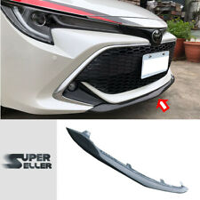 Carbon Front Bumper Spoiler For Toyota Corolla Hatchback AURIS E210 DTO Style