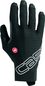 NEW Castelli Unlimited LF Glove, Black, Large