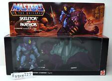 MOTU, Commemorative Skeletor & Panthor, 2 pack, sealed box, MISB, figure, MOC
