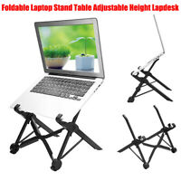 NEXSTAND Foldable Laptop Stand Table Adjustable Height Lapdesk For Notebook HA