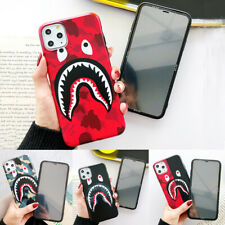 Cool Style Shark Soft Phone Case Cover For iPhone11 Pro Xs Max 6s 7 8 Plus XR